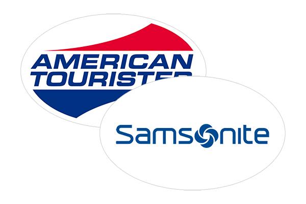 American Tourister a Samsonite