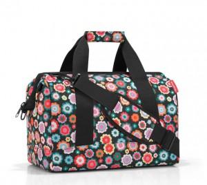 Cestovní taška Reisenthel Allrounder M Happy flowers