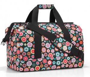 Cestovní taška Reisenthel Allrounder L Happy flowers