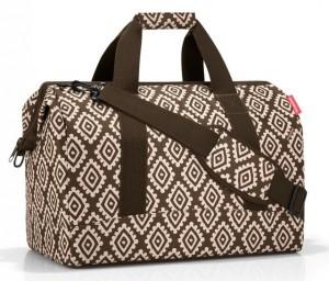 Cestovní taška Reisenthel Allrounder L Diamonds mocha