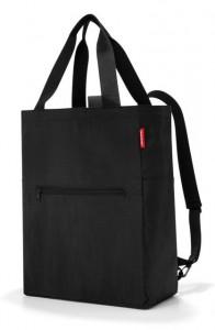 Batoh a taška Reisenthel Mini Maxi 2v1 černý