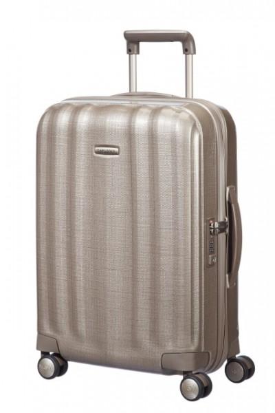 Samsonite Kabinový cestovní kufr Lite-Cube Spinner 33V 36,5 l – zlatá