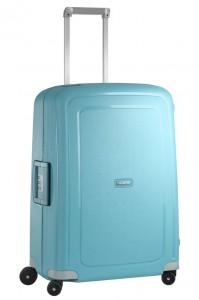 Samsonite Cestovní kufr S'Cure Spinner 10U 70 l – tyrkysová