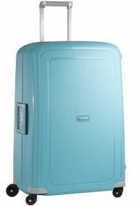 Samsonite Cestovní kufr S'Cure Spinner 10U 102 l – tyrkysová