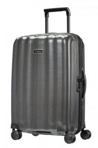 Samsonite Cestovní kufr Lite-Cube DLX Spinner 82V 67,5 l – šedá