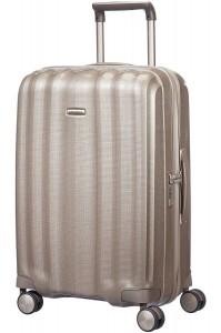 Samsonite Cestovní kufr Lite-Cube Spinner 33V 67,5 l – zlatá