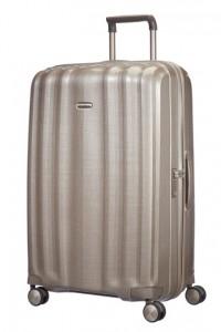 Samsonite Cestovní kufr Lite-Cube Spinner 33V 122 l – zlatá