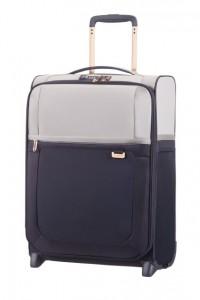 Samsonite Kabinový cestovní kufr Uplite Upright 99D 41 l – béžová