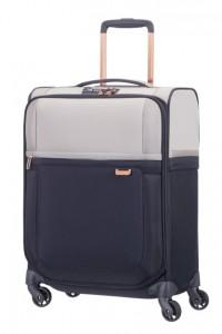 Samsonite Kabinový cestovní kufr Uplite Spinner 99D 41 l – béžová