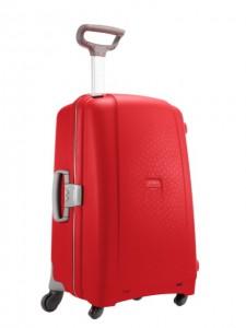 Samsonite Cestovní kufr Aeris Spinner D18 87,5 l – červená
