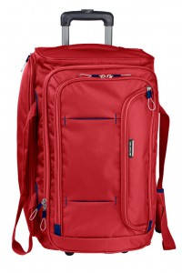 March Cestovní taška Gogobag 102 l – červená