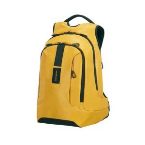 Samsonite Velký batoh na notebook 15,6″ PARADIVER L+ 24 l – žlutá