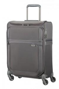 Samsonite Kabinový cestovní kufr Uplite Spinner Top Pocket 99D 41 l – šedá