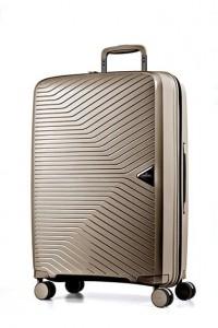 March Cestovní kufr Gotthard 111 l – bronzová
