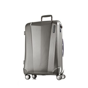March Velký cestovní kufr Vision 103,5 l – šedá