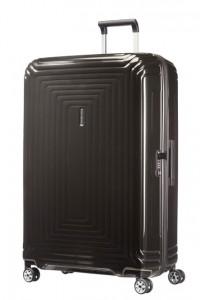 Samsonite Cestovní kufr Neopulse Spinner 44D 124 l – tmavě hnědá