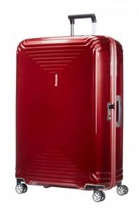 Samsonite Cestovní kufr Neopulse Spinner 44D 124 l – červená
