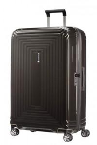 Samsonite Cestovní kufr Neopulse Spinner 44D 94 l – tmavě hnědá