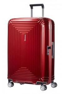 Samsonite Cestovní kufr Neopulse Spinner 44D 74 l – červená