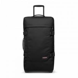 EASTPAK Cestovní taška Tranverz M Black 78 l