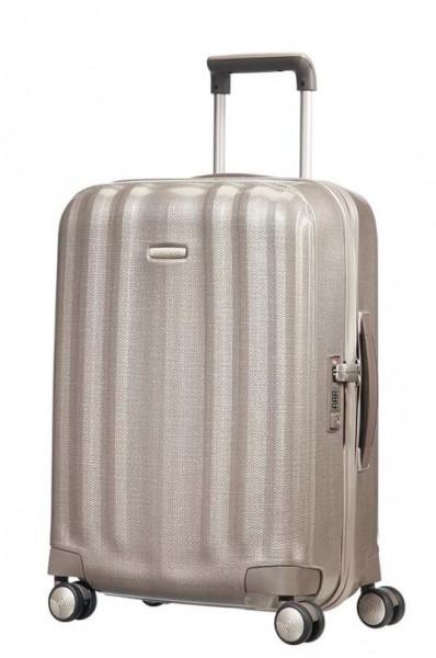Samsonite Kabinový cestovní kufr Lite-Cube Spinner 33V 43,5 l – zlatá
