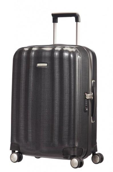 Samsonite Kabinový cestovní kufr Lite-Cube Spinner 33V 43,5 l – tmavě šedá