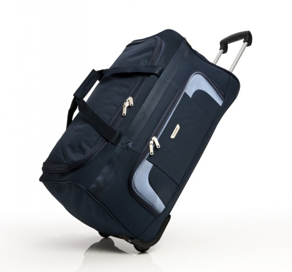 Travelite Cestovní taška na kolečkách Orlando Travel Bag 2w Navy