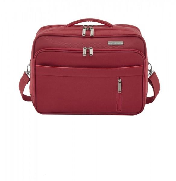 Travelite Textilní palubní Capri Board Bag horizontal Red 89804-10