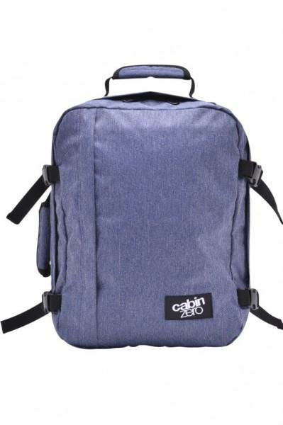 CabinZero Palubní batoh Mini Ultra-light Blue Jean 28 l