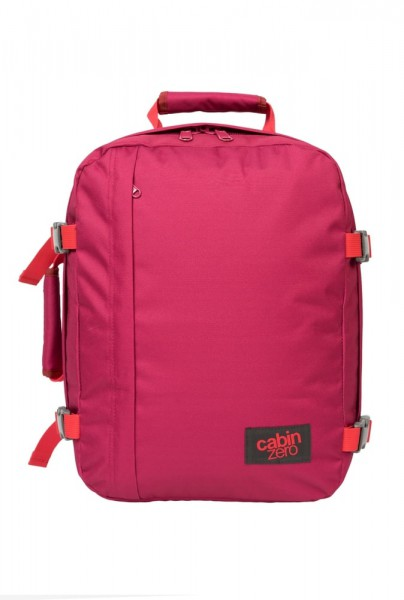 CabinZero Palubní batoh Mini Ultra-light Jaipur Pink 28 l