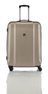 Titan Kabinový cestovní kufr Xenon Deluxe S Champagne 38 l