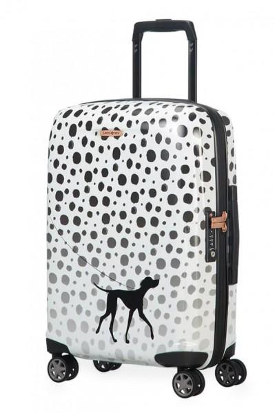 Samsonite Kabinový cestovní kufr Disney Forever Dalmatians Spinner 34C 31 l