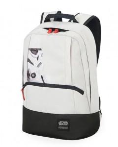 American Tourister Batoh Grab'n'Go Disney S 35C 21,5 l – Stormtrooper Geometric