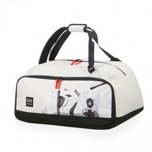 American Tourister Cestovní taška Grab'n'Go Disney 35C 49 l – Stormtrooper Geometric