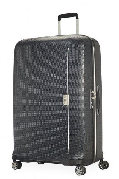 Samsonite Cestovní kufr Mixmesh Spinner CH6 122 l – černá