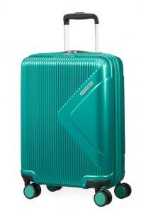 American Tourister Kabinový cestovní kufr Modern Dream 55G 35 l – zelená