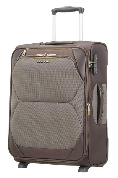 Samsonite Kabinový cestovní kufr Dynamore 43/50 l – taupe