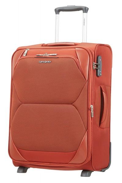 Samsonite Kabinový cestovní kufr Dynamore 43/50 l – oranžová