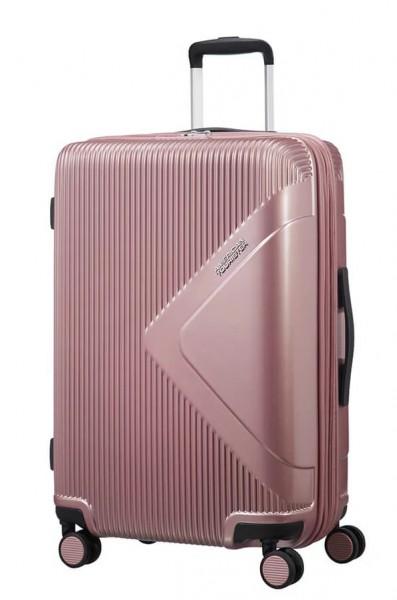 American Tourister Cestovní kufr Modern Dream EXP 55G 70/81 l – růžová