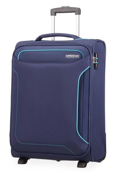 American Tourister Kabinový cestovní kufr Holiday Heat Upright 50G 42 l – tmavě modrá