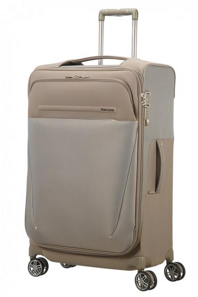 Samsonite Cestovní kufr B-Lite Icon 83/90 l – světle hnědá