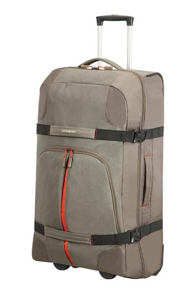 Samsonite Velká cestovní taška na kolečkách Rewind 113 l – taupe