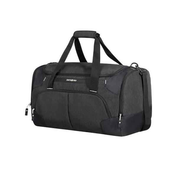 Samsonite Cestovní taška Rewind 54 l – černá