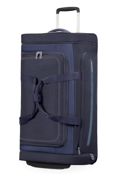 American Tourister Cestovní taška Airbeat Duffle 45G 86 l – tmavě modrá