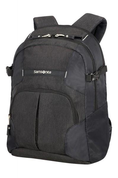Samsonite Batoh na notebook Rewind 15.6″ – černá