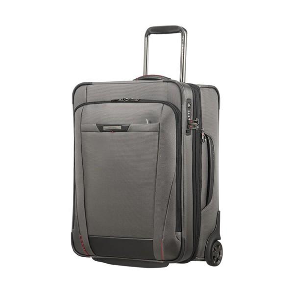 Samsonite Kabinový kufr PRO-DLX5 44,5/54 l – šedá