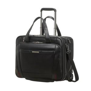 Samsonite Kabinová taška na kolečkách Pro-DLX LTH 34,5l – černá