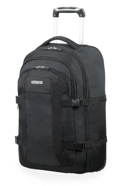 American Tourister Cestovní kufr Instago Spinner 54G 98,5 l 15.6″ – černá