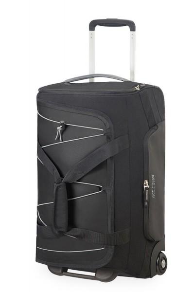 American Tourister Cestovní taška Road Quest 16G 42 l – černá/šedá
