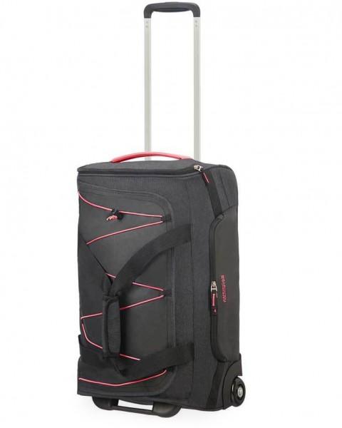 American Tourister Cestovní taška Road Quest 16G 42 l – tmavě šedá/růžová